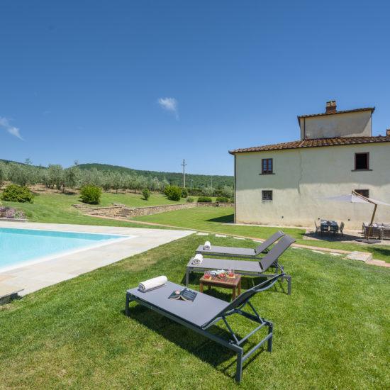 Realizzazione piscina Ca' Maggiore