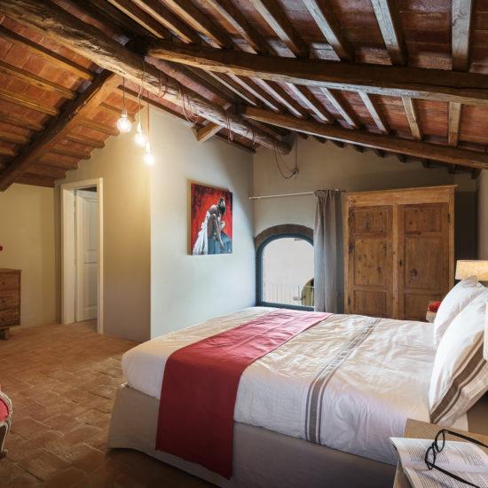 Studio interni fienile Ca' Maggiore