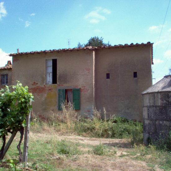 Realizzazione appartamenti in fabbricato rurale