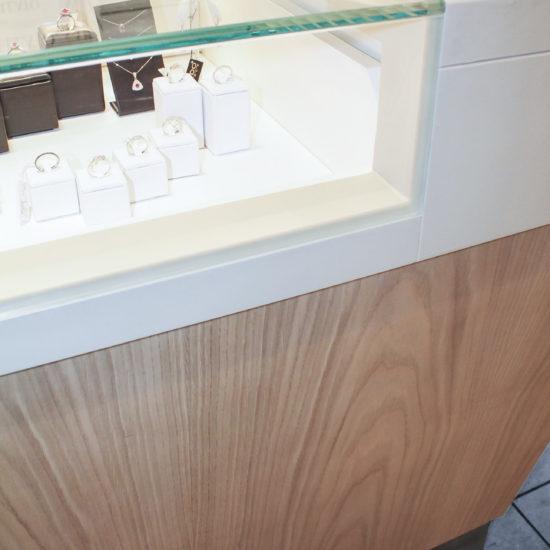 Rinnovamento gioielleria Lorenzo Segoni