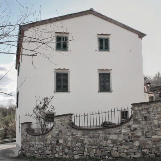 Restauro palazzetto Perelli